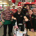 Blakemore Colleagues Celebrate Cracking Community Christmas