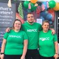 Blakemore Retail Raises a Dino-mite £34,000 for NSPCC