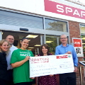 Blakemore Retail Colleagues Raise Record-breaking Total for NSPCC