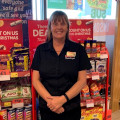 Store Manager Linda Carrington Receives New Year Honour