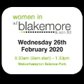 AFB Set to Host First Women in Blakemore Conference