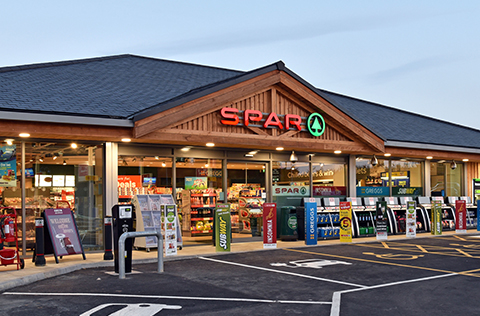 We are pioneers in developing local convenience stores across England and Wales