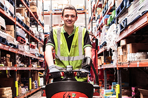 We believe that true business success can only be achieved through an engaged and motivated workforce