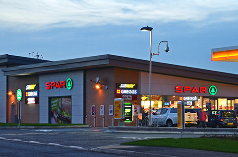 Blakemore Retail boasts some of the leading convenience stores in the UK