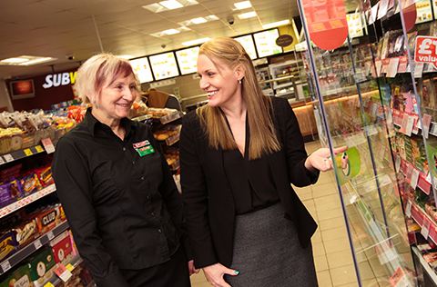 Our in-store shopping experience caters for every customer