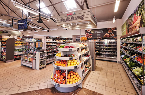 Leading the convenience sector with innovative market-leading format development