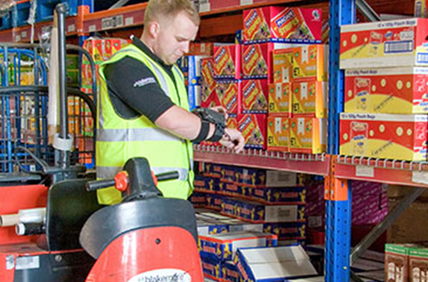 Our customers have access to 15,000 ambient, chilled, frozen & non-food product lines