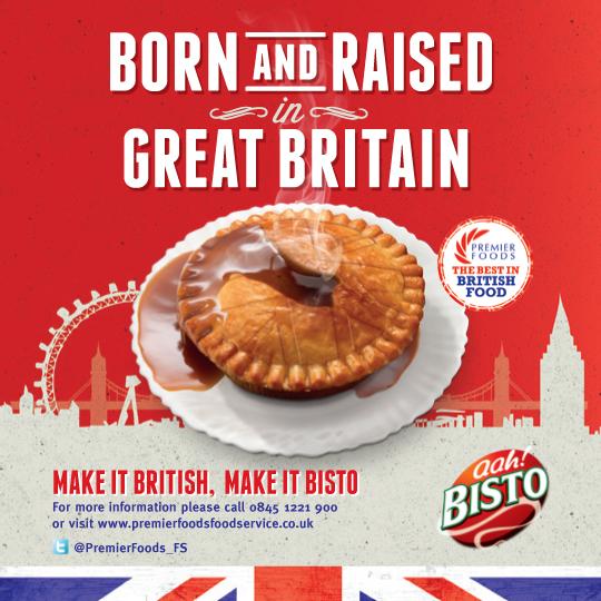 Bisto Born and Raised
