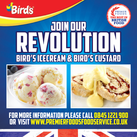 Birds Join Our Revolution