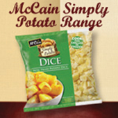 McCain Simply Potato Range